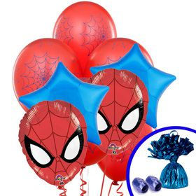 Spiderman Party Balloon Kit