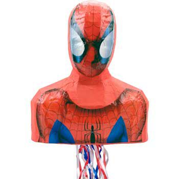 Spiderman Pinata Party Supplies