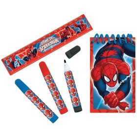 Spiderman Stationary Set (Each)