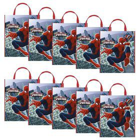 Spiderman Tote Bag (Set of 10)