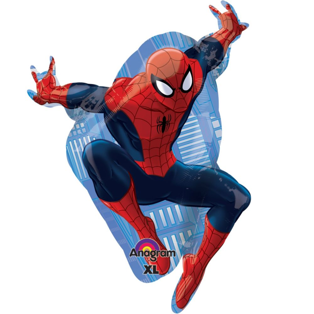 "Spider-Man Ultimate 29"" Balloon (Each) - Party Supplies BB60863"