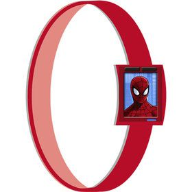 Spiderman Wrist Bands (4)