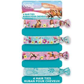 Spirit Riding Free Hair Tie Favors (4)