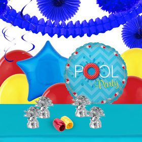 Splashin Pool Party Deco Kit