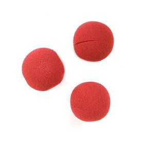 Sponge Clown Noses (8 pack)
