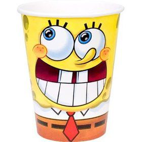 SpongeBob Cups (8-pack)