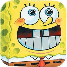 SpongeBob Dinner Plates (8-pack)