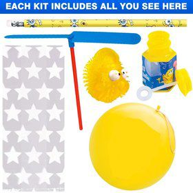 SpongeBob Favor Kit (for 1 Guest)