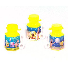 SpongeBob Mini Bubbles (12)