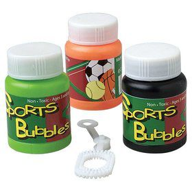 Sport Bubbles (24 Count)