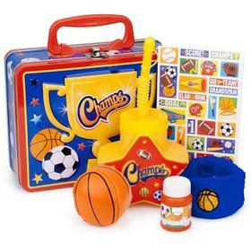 Sports Birthday Ultimate Favor Kit (for 1 Guest)