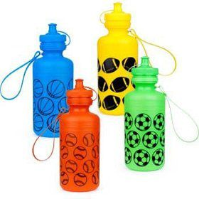 Sports Water Bottles (each)