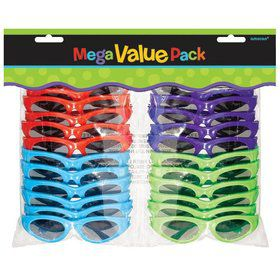 Sporty Glasses (22 Pack)