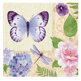 Spring Fling Luncheon Napkins (16 Pack)