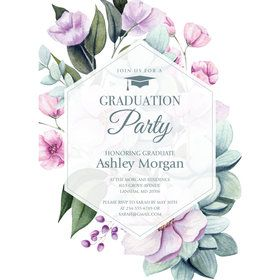 Spring to Success Personalized Invitation (Each)