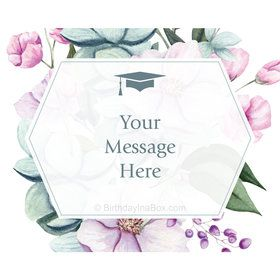 Spring to Success Personalized Rectangular Stickers (Sheet of 15)