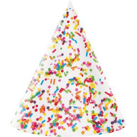 Sprinkles Adult Party Hat (8)