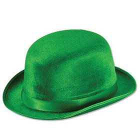 St Patrick's Day Green Derby