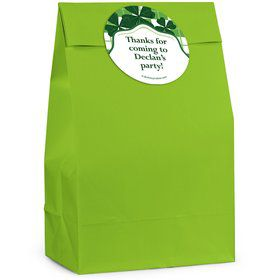 St. Patrick's Day Personalized Favor Bag (12 Pack)