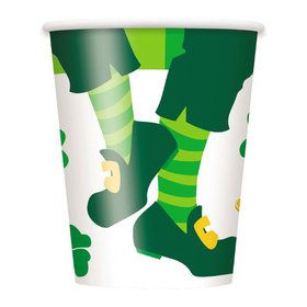 St. Pat's Jig 9oz Cups (8 Count)