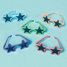 Star Glasses (8 Count)