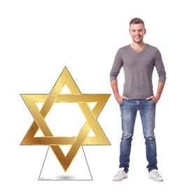 Star of David Standup