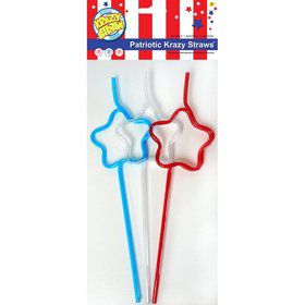 Star Straws (3 Pack)