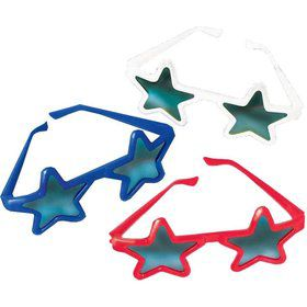 Star Sunglasses (12 Pack)