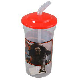 Star Wars 16 Oz Sports Cup With Lid And