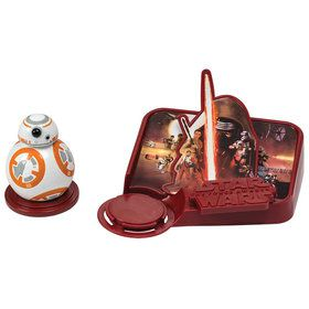 Star Wars 7 The Force Awakens Cake Topper (2 pieces)