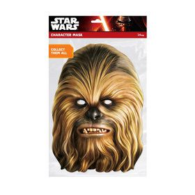 Star Wars Chewbacca Facemask