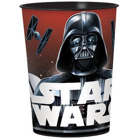 Star Wars Classic 16oz Plastic Favor Cup (Each)