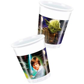 Star Wars Classic 6.75 oz. Plastic Cups (6 Count)