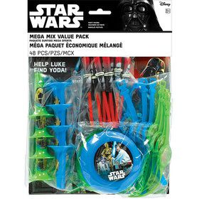 Star Wars Classic Favor Pack (48 Pieces)