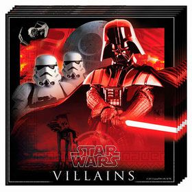 Star Wars Classic Lunch Napkins (20 Count)