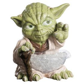 Star Wars Classic Yoda Candy Small Bowl Holder