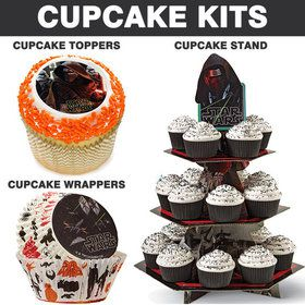Star Wars Cupcake Kit
