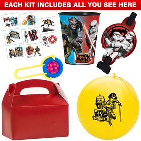 Star Wars Deluxe Favor Kit (for 1 Guest)