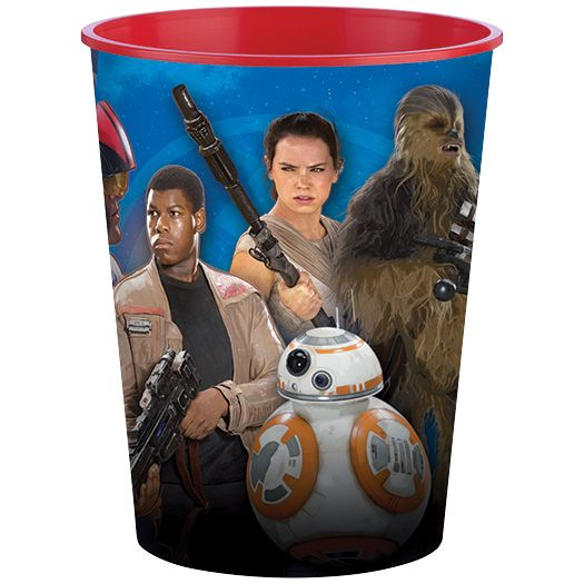 Star Wars Ep Vll 16Oz Favor Cup BB421506