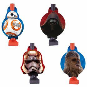 Star Wars EP Vll Blowouts (8 Pack)