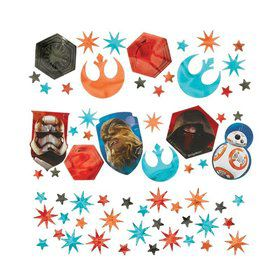 Star Wars EP Vll Confetti Value Pack