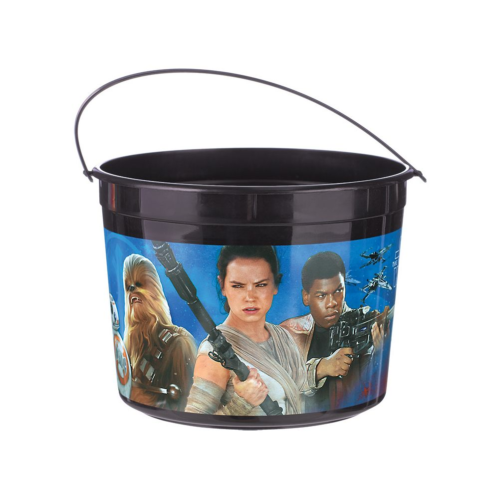 Star Wars Ep Vll Plastic Favor Container BB260071