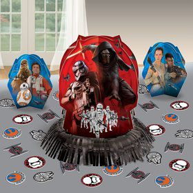 Star Wars EP Vll Table Decorating Kit