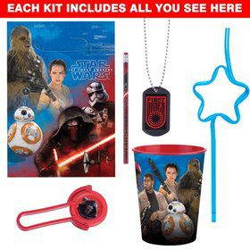 Star Wars Episode VII Favor Kit (Each)