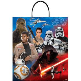 Star Wars Episode VII Plastic Loot Bag (Each)