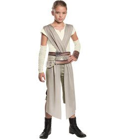 Star Wars Episode VII Rey Children's Costume