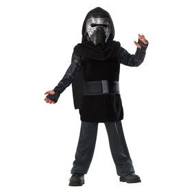 Star Wars Episode VII: The Force Awakens Kylo Ren Action Suit Kids Costume
