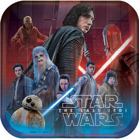 Star Wars Episode VIII Dinner Plate (8)