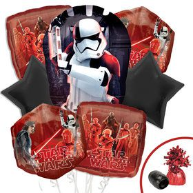 Star Wars Episode VIII The Last Jedi Deluxe Balloon Kit