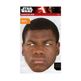 Star Wars Finn Facemask